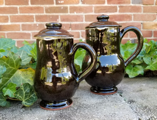 Rouen coffee pots